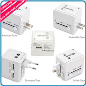 Super travel adapter / USB-charger