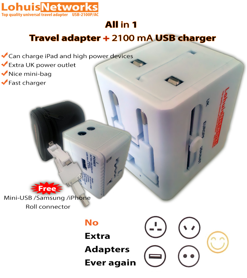 Travel-Adapter